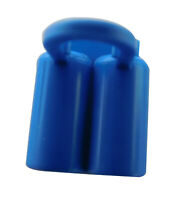 Lego 2 Stück blaue Sauerstoffflasche Airtanks in blau 3838 City Basics Neu