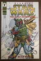 Star Wars Early Adventures of Boba Fett #1 Dark Horse 1995 Comic Book