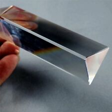 LHLL-Physics Education Prism Precision Optical Glass 4 inches…