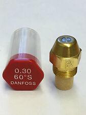 Brennerdüse Danfoss 0,30/60°S Vollkegel Düsenwechsel reduziert den Ölverbrauch