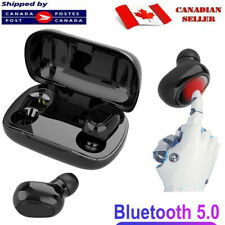 bluetooth 5.0 Headset Wireless Earphones L21 Earbuds Stereo In-Ear Headphones