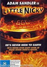 Little Nicky DVD Movie BRAND NEW COMEDY Adam Sandler R4