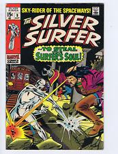 Silver Surfer #9 Marvel 1969