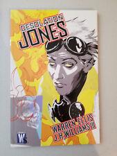 Desolation Jones Vol 1 Made in England (Warren Ellis Wildstorm 2006)