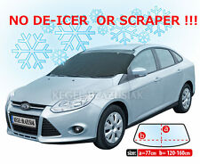 CAR ANTI FROST SNOW ICE  WINDSCREEN COVER PROTECTOR for Fiat 500L