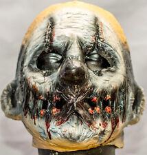 Killer Clown Mask Circus Freak Show Halloween Horror IT Carnival Side Show Freak