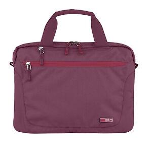 STM Swift Medium Shoulder Bag for 15-Inch Laptop and Tablet - Dark Red NEW