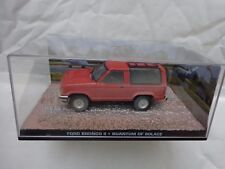 JAMES BOND 007 CAR COLLECTION - FORD BRONCO II - QUANTUM OF SOLACE ISSUE 103