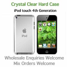 iPod Touch 4th Generation Crystal Clear Hard Case Buy 2 Get 1