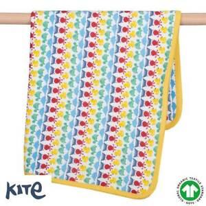 Kite Organic Splash Stripe Cuddle Wrap