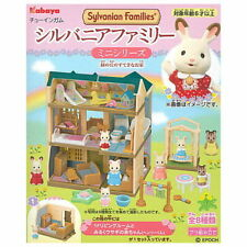 Sylvanian Families Calico Critters Miniature Deluxe Manor Green Hill House
