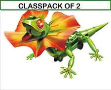 (CLASSPACK OF 2) OWI-892 Kingii Dragon Robot Kit-Moving Mouth/LED Flashing Eyes