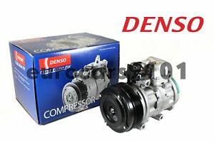 New! Mercedes-Benz 190D DENSO A/C Compressor and Clutch 471-0232 0031319501