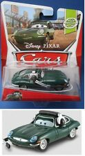 Cars 2: nuevo 1:55 David Hobbscap Jaguar E-Type/World Grand Prix serie/10 cm