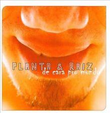 BANDA PLANTA E RAIZ - DE CARA PRO MUNDO NEW CD