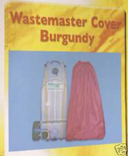 Wastemaster Storage Bag - Burgundy  Caravan / Motorhome