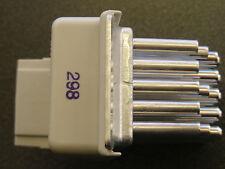 Calentador soplador de ventilador de motor resistor Erizo 64111499122 Para Bmw Mini 4420009