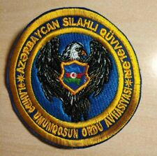 Azerbaijan Air Forces Cloth Patch