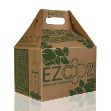 NEW !! EZ Co2 Delay Activated Co2 Producing Mushroom Bag Increase Yields SAVE $$