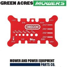 Oregon 556418 Bar and Chain Measuring Tool. Is