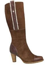 UGG Women's Tess Charlie Brown Tall Boots, Brownn Size (US 8) (EU 39)   #5504