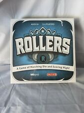 NEW Rollers Board Game A Game of Matching Die and Scoring High!  FAST SHIPPING!!