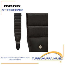 Mono M80 Betty Short Guitar Strap - Jet Black