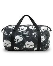 LCR brand señora skulls and Chains bolso/tote. tatuaje, pin up Clothing Style