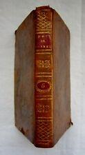 CORNEILLE Th. Chefs Oeuvre T 5 pl. cuir Stéréotype HERHAN Préface  VOLTAIRE 1823