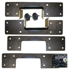"CSE-DO02XXB C-Section Frame Notch Dodge Ram 2500 3500 Diesel  2 1/4"" Bolton/Weld"