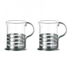 leonardo tassen untertassen aus glas g nstig kaufen ebay. Black Bedroom Furniture Sets. Home Design Ideas