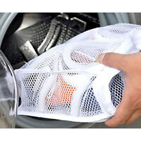 Sneaker Trainer Sports Shoe Boots Washing Bag Laundry Protect Zipper Net Hanging