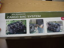 SPORT-TRAX ATV CARGO BAG SYSTEM W/ KEEP DRY GUN SLEEVE WATER RESISTANT