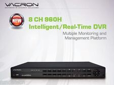 8CH HYBRID NVR DVR FOR IP AND ANALOGUE CAMERAS  CCTV Surveillance VDH-DXB568