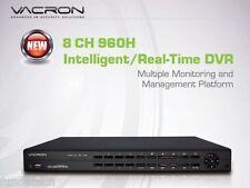 VACRON 8CH ibrido a NVR/DVR per fotocamere analogiche & IP di sorveglianza CCTV VDH-DXB568