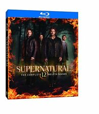 Supernatural - Season 12 [Blu-ray] *NEU* Staffel Zwölf Blu-ray ENGLISCH