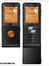 Sony Ericsson Walkman W350i - Electric black on Tesco network Mobile Phone