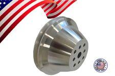 Big Block Chevy Water Pump Pulley V Belt 1v 396 427 454 Bbc Short Swp