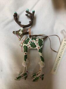 patience Brewster dash away vixen Ornament