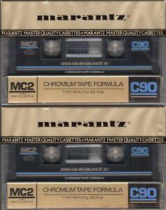 RAR!! MARANTZ   MC2    Collection  Audio Cassettes  ,NEU!OVP!