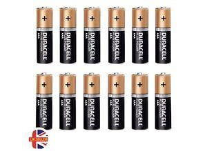 Duracell AAA PLUS POWER Alkaline Battery DURALOCK 12 Batteries LR6 EX/DATE 2030