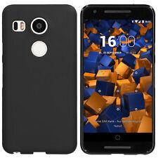 mumbi Schutzhülle für LG Nexus 5X Hülle Case Cover Tasche Handy Schutz Bumper
