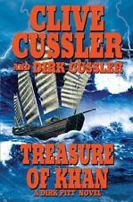TREASURE of KHAN by CLIVE CUSSLER & DIRK CUSSLER 2006 HARDCOVER