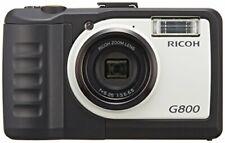 RICOH digital camera G800 wide angle 28 mm waterproof 5 m Shock resistance 2.0 m