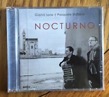 Gianni Lorio & Pasquale Stafano - Nocturno CD Enja Recs (New/Sealed)
