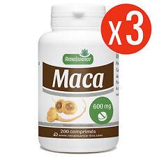 600 comprimés dosés à 600 mg - MACA DU PEROU