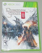 Dungeon Siege III for Xbox 360 Brand New, Factory Sealed!