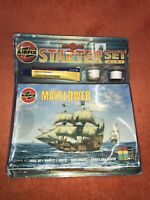 AIRFIX MAYFLOWER Starter Set New And Sealed