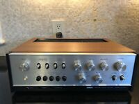 Vintage Mint Yamaha CA-700 Integrated Natural Sound Stereo Amplifier