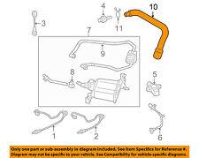 TOYOTA OEM 03-07 Matrix 1.8L-L4 Emission-PCV Vacuum Hose 1226222040